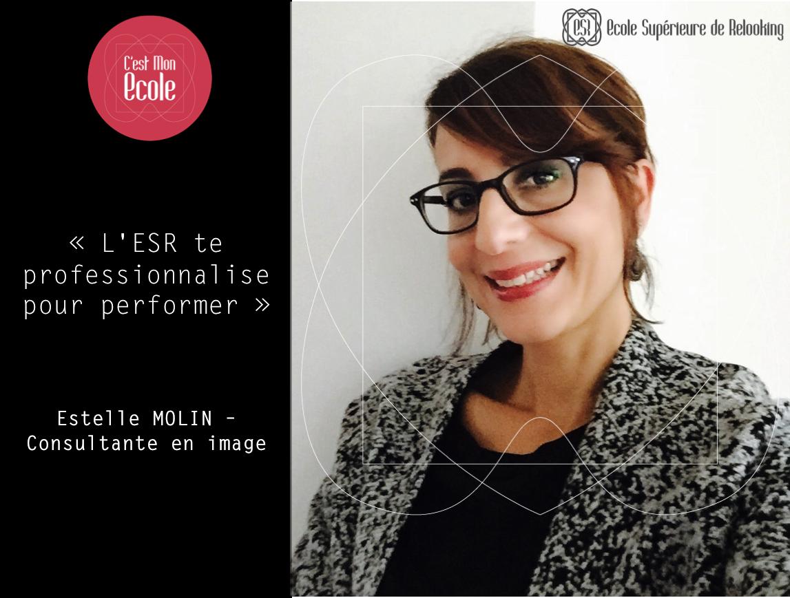 Interview Estelle MOLIN