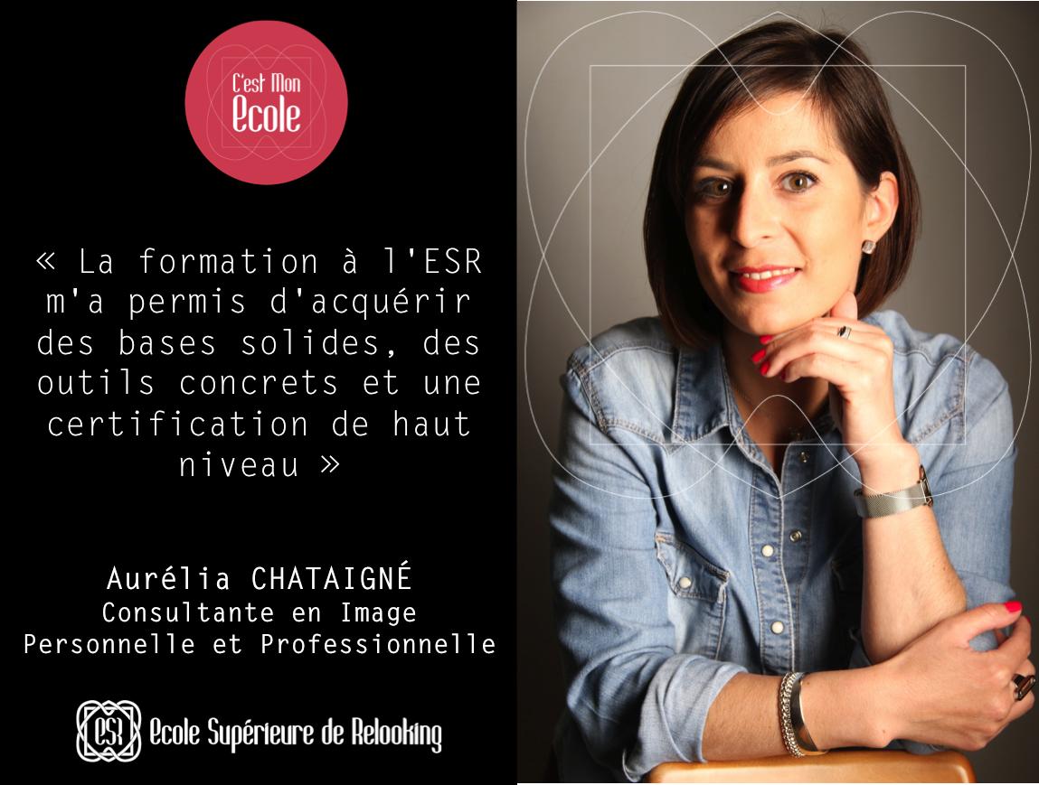 Interview Aurélia CHATAIGNÉ