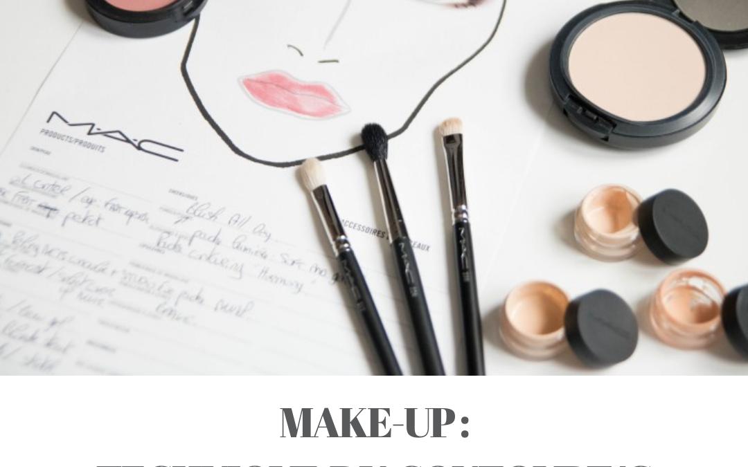 Make-Up : la technique du contouring