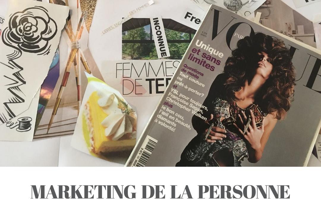Marketing de la personne – 1,5 jour / 9h
